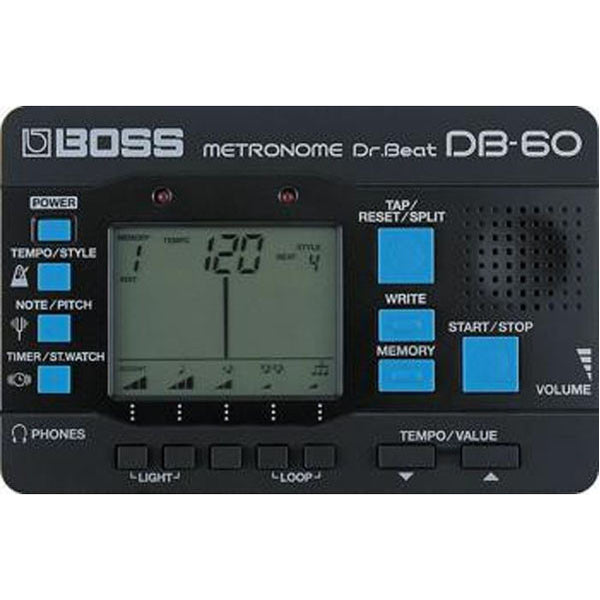 Boss DB-60 Dr. Beat Metronome