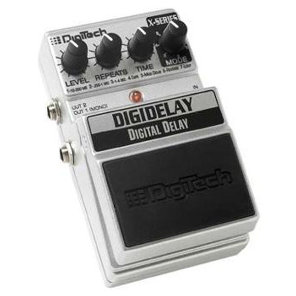 DigiTech DigiDelay Guitar Effects Pedal