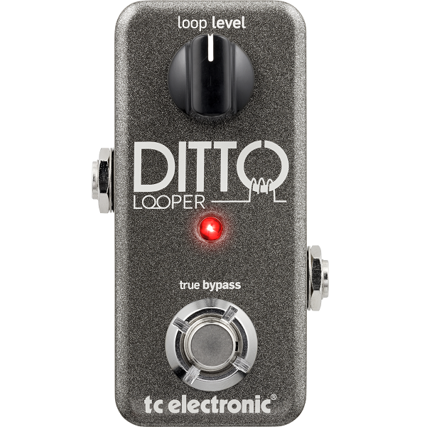 T.C. Electronic Ditto Looper Effects Pedal
