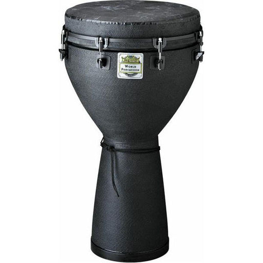 "Remo Key Tuned 14"" X 25"" Black Earth Design Djembe DJ-0014-BE"