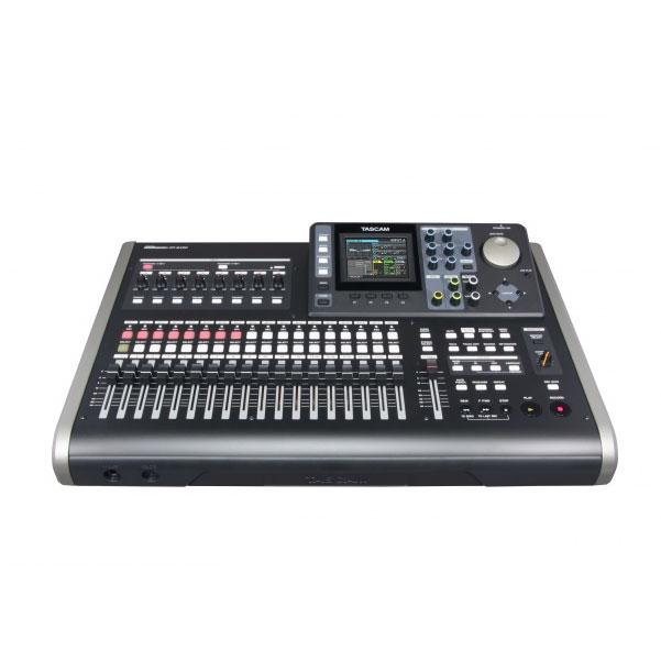 Tascam DP-24SD Portable Digital Mixer