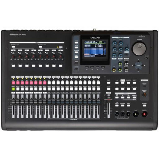 Tascam DP-32SD Portable Digital Mixer