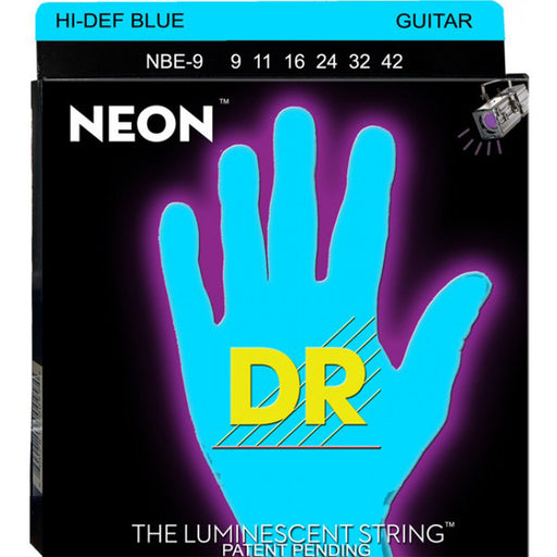 DR NBE-9 Electric Guitar Strings (9 - 42)