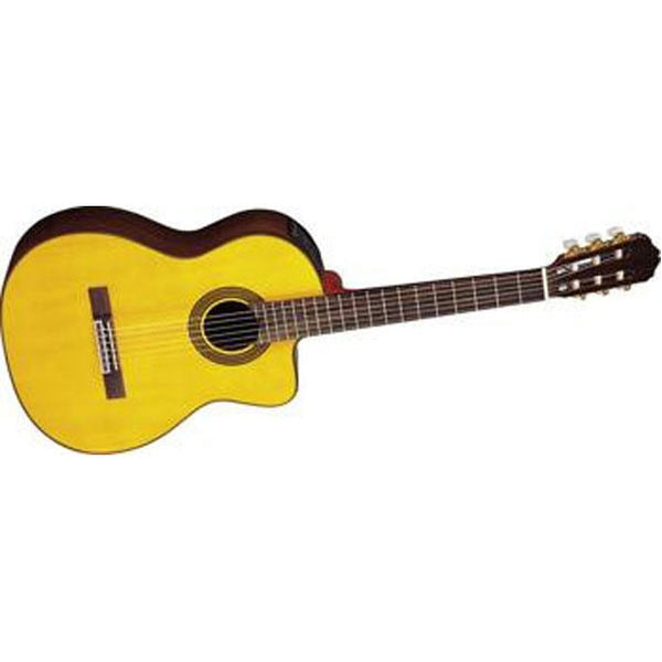 Takamine  G Series EG128SC Acoustic-Electric Classical Guitar