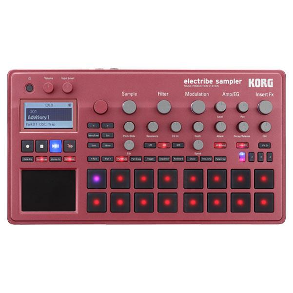 Korg ELECTRIBE2S Sampling Music Production Station