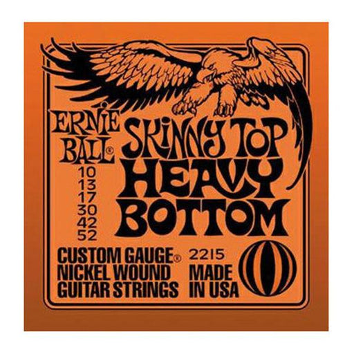 Ernie Ball 2215 Skinny Top Heavy Bottom Electric Guitar Strings