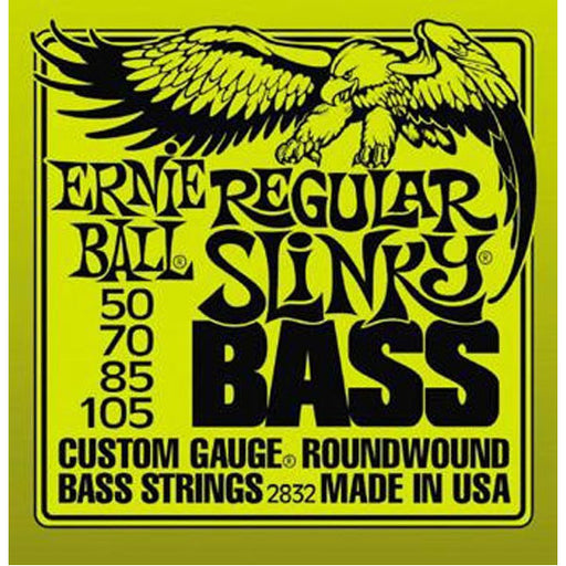 Ernie Ball 2832 Regular Slinky Bass Guitar Strings