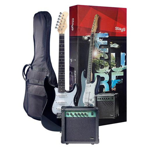 Stagg Surfstar Electric Guitar With Amplifier Pack