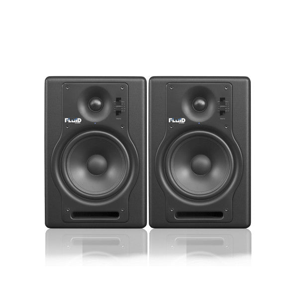 Fluid Audio Fader Series F5 Studio Monitors - Pair
