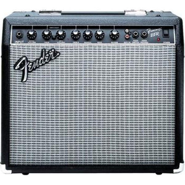 Fender 25R 25W Frontman Guitar Combo Amplifier with Reverb