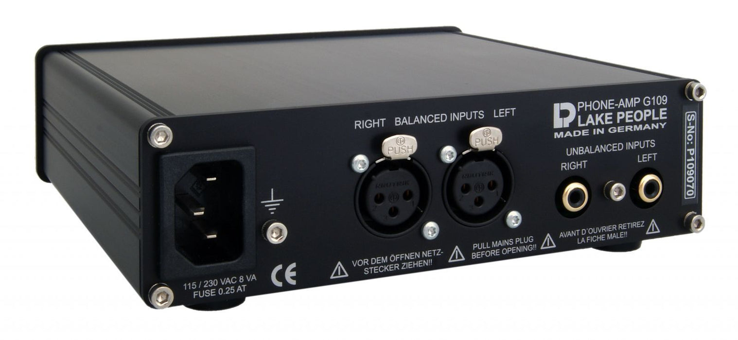 Lake People G109-P HighEnd Headphone Amplifier