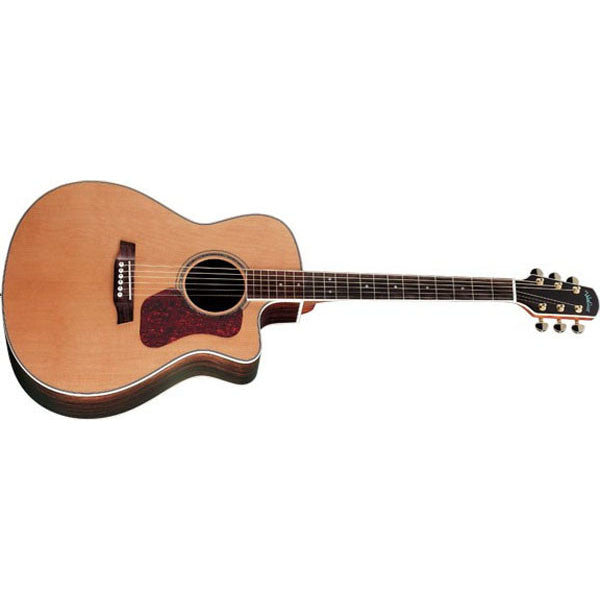Walden G630CE Grand Auditorium Cutaway Acoustic Guitar w/ Pickup