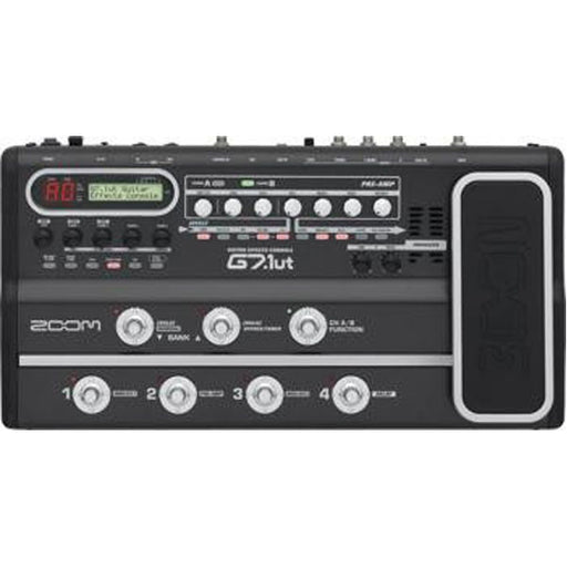 Zoom G7.1UT Tube Guitar Effects Processor