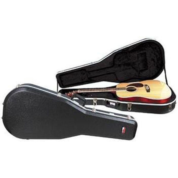7d99e528b1 COM - Buy Gator Deluxe Dreadnought Acoustic Guitar Case Online India,  Musical Instruments Shopping