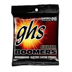 GHS GBL Boomers Electric Guitar Strings (Nickel Plated Steel)
