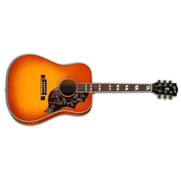 Bajaao Com Buy Gibson Hummingbird Heritage Cherry Sunburst Acoustic Electric Guitar Online India Musical Instruments Shopping