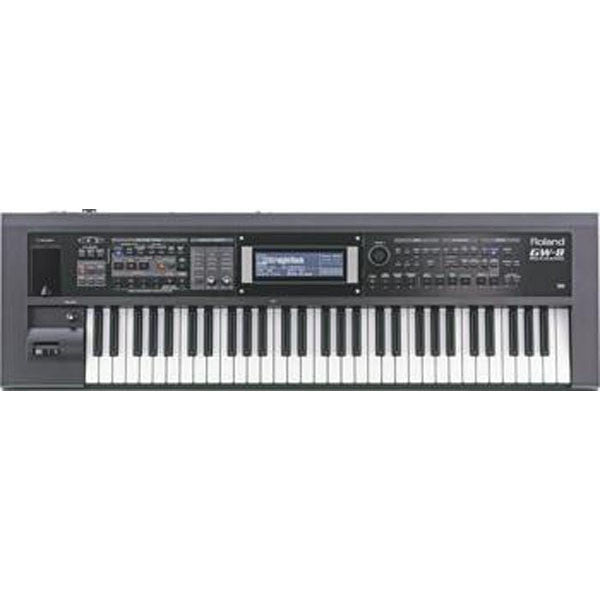 Roland GW8A Arranger Keyboard Workstation