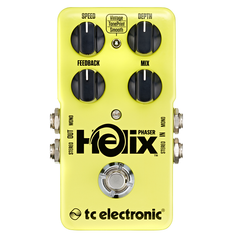 T.C. Electronic Helix Phaser Pedal