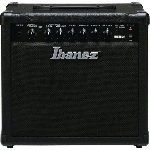 Ibanez IBZ15GR-U Electric Guitar Amplifier with Reverb