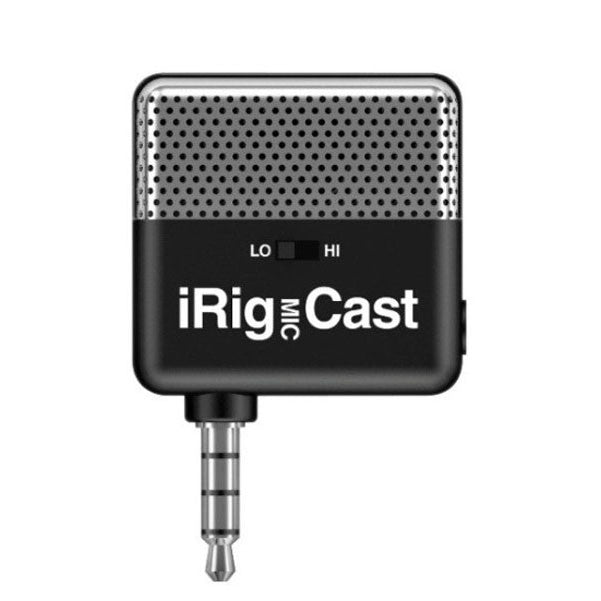 IK Multimedia iRig Mic Cast (IP-IRIG-CAST-IN)