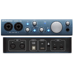 PreSonus AudioBox iTwo USB 2.0 & iPad Recording Interface