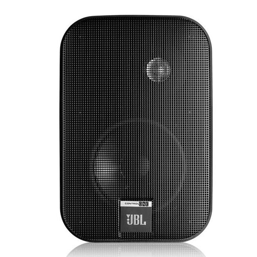 JBL Control One 2-Way 100mm 4 Inch Bookshelf Speaker