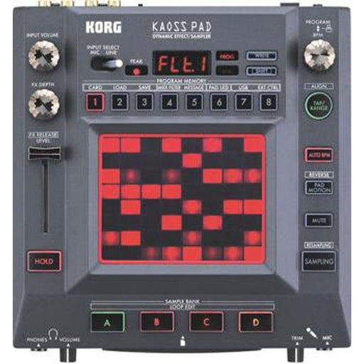 Korg KP3 KAOSS Pad Dynamic Effect/Sampler