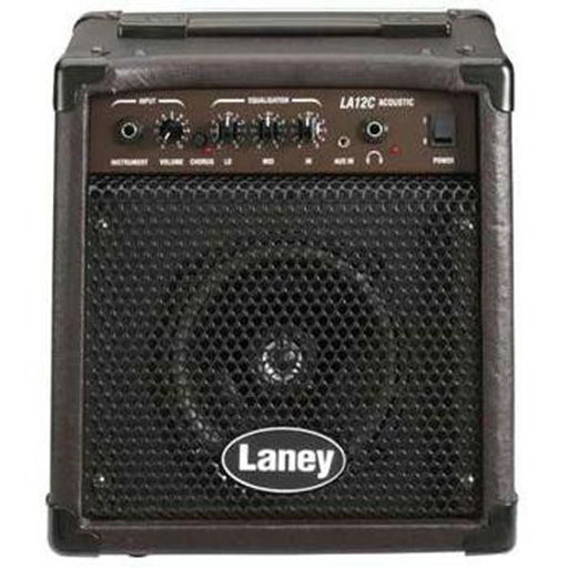 Laney LA12C 12W Acoustic Guitar Amplifier with Chorus