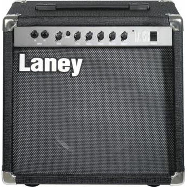 Laney LC15R 15W Class A/B Valve Guitar Amplifier with Reverb