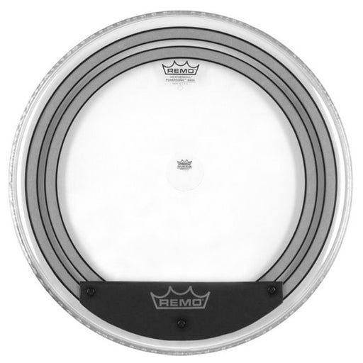 Remo PW-1318-00 Bass Drum Head Powersonic Clear 18""