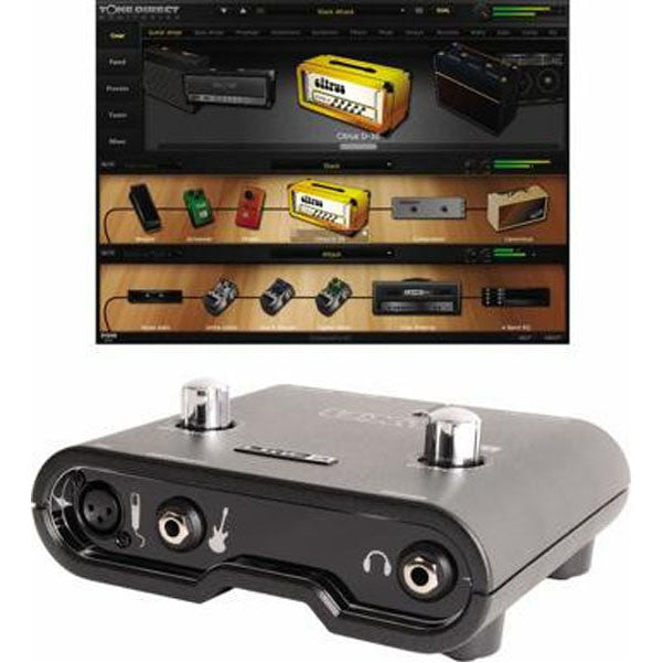 Line 6 POD Studio UX1 Recording Interface with POD Farm