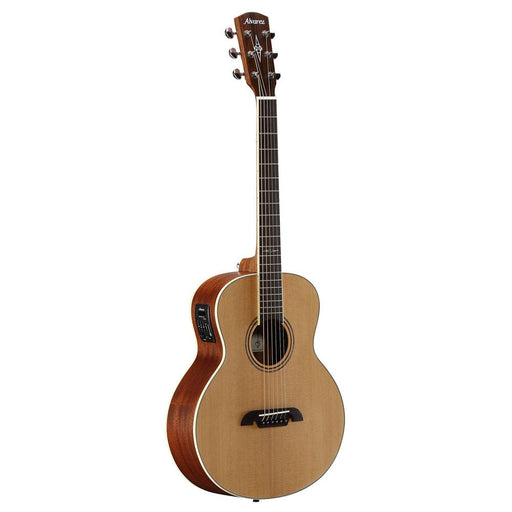 Alvarez Artist LJ2E Little Jumbo 2 Travel Electro Acoustic Guitar - Pau Ferro/Indian Laurel Fretboard - Natural