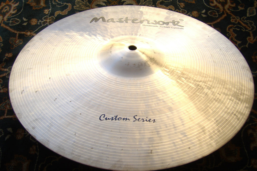 "Masterwork 18"" Custom Crash"