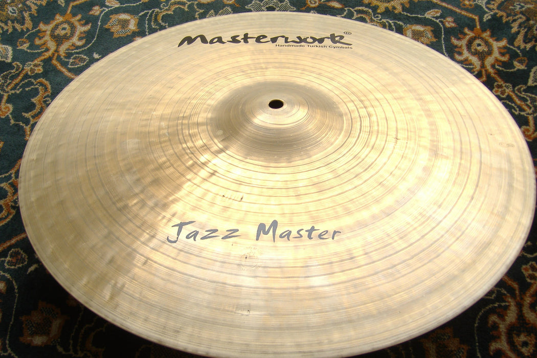 "Masterwork 18"" Jazz Master Crash"