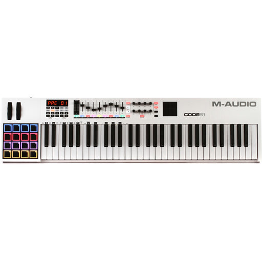 M-Audio Code 61 61-Key USB Midi Keyboard - ( Discontinued )
