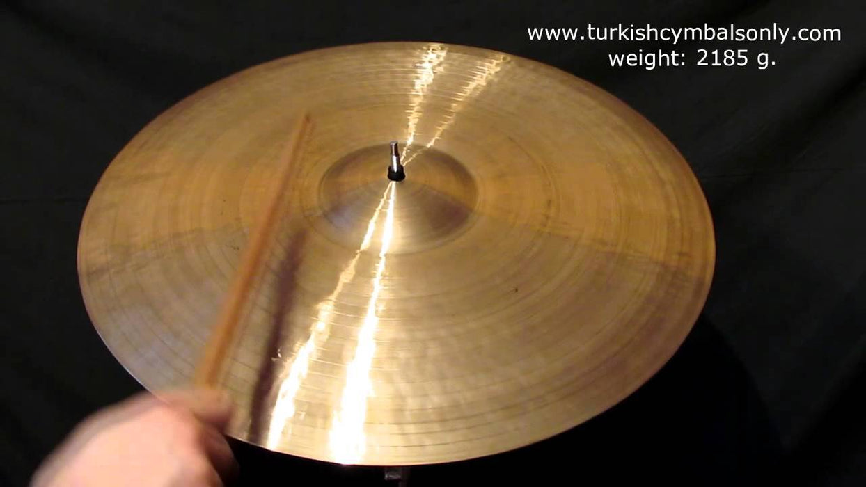 Masterwork 18inch Jazz Master Crash