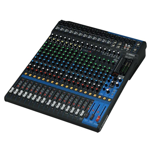Yamaha MG20XU 20 Channel Mixer with USB & SPX Effects