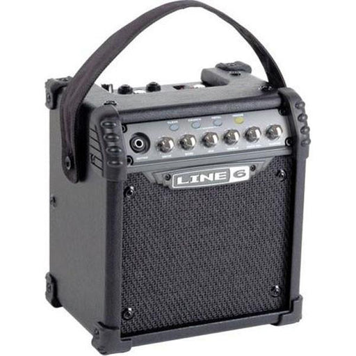 Line 6 Micro Spider 6W Portable Guitar Amplifier with Mic Input