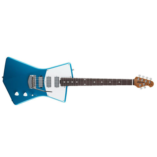 Music Man 850-VB-02 St.Vincent Blue 6-String Electric Guitar - Rosewood Fretboard