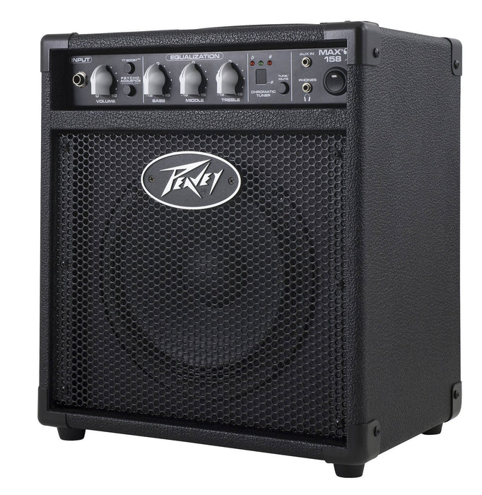 Peavey Max158 Bass Amplifier