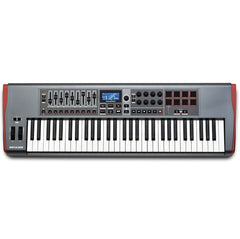 Novation Impulse 61 USB Midi Keyboard - 61 Keys
