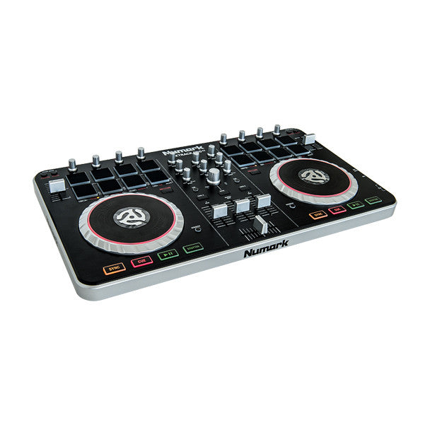 Numark MixTrack Pro II DJ Controller Interface with Audio I/O