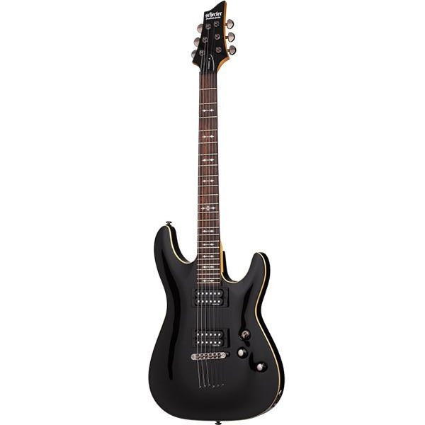 bajaao com buy schecter omen 6 electric guitar online india musical instruments shopping. Black Bedroom Furniture Sets. Home Design Ideas