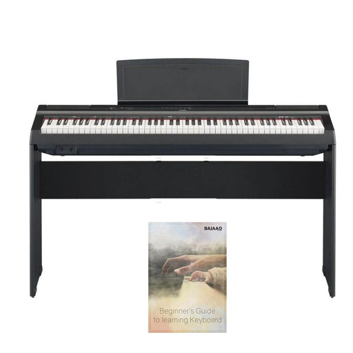 Yamaha P-125 88-Key Graded Hammer Compact Digital Piano