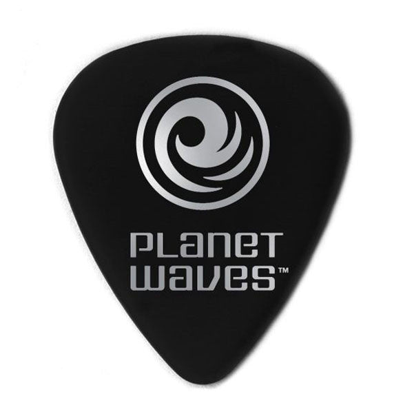 Planet Waves Celluloid Standard Light Guitar Picks 1CBK2 (Pack of 10)