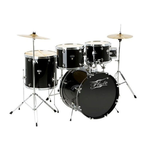 Pluto 5-Piece Drum Kit With Hardware and Cymbals