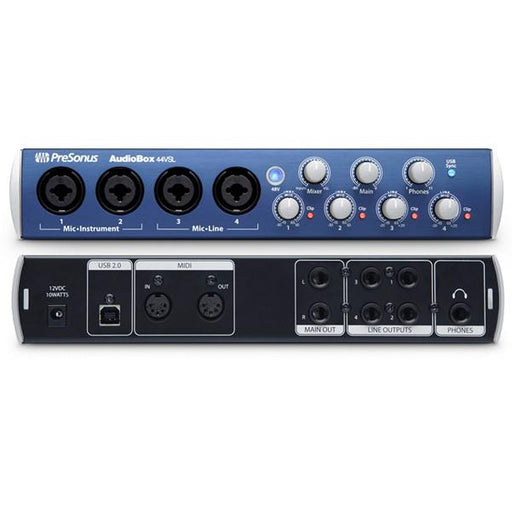 PreSonus Audiobox 44VSL USB 2.0 Audio Interface