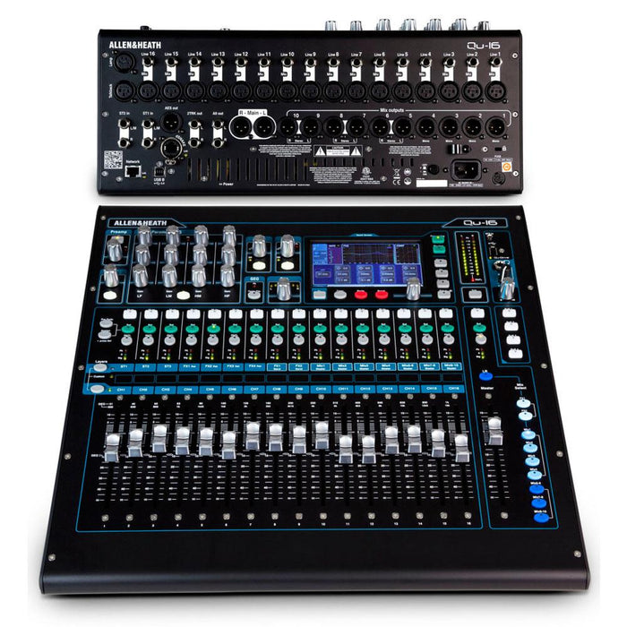 Allen & Heath Q-16 Rack Mountable Digital Mixer