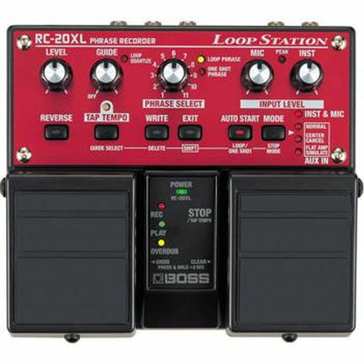 Boss RC-20XL Loop Station Phrase Recording Pedal