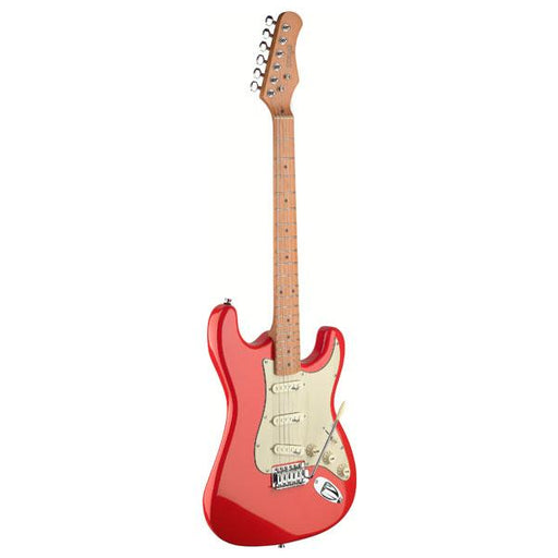 Stagg S Series Vintage Style Electric Guitar - Red
